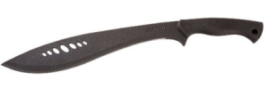 Image of Schrade SCHKM1 Large Full Tang Fixed Blade Kukri