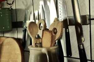 tools in the kitchen world
